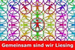 Logo der Initiative Gemeinsam sind wir Liesing