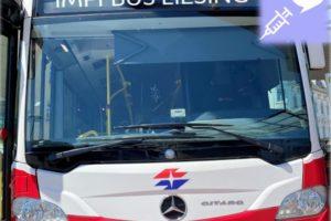 Bus von vorne